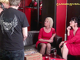 THE WHIP LESSON 2 – PIZZA MAN – KINK